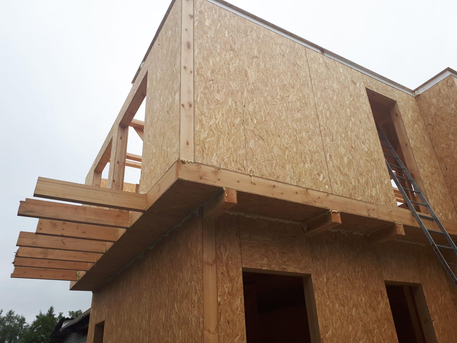 Из чего лучше построить дом - материалы, технологии, проекты. правила и ошибки строительства