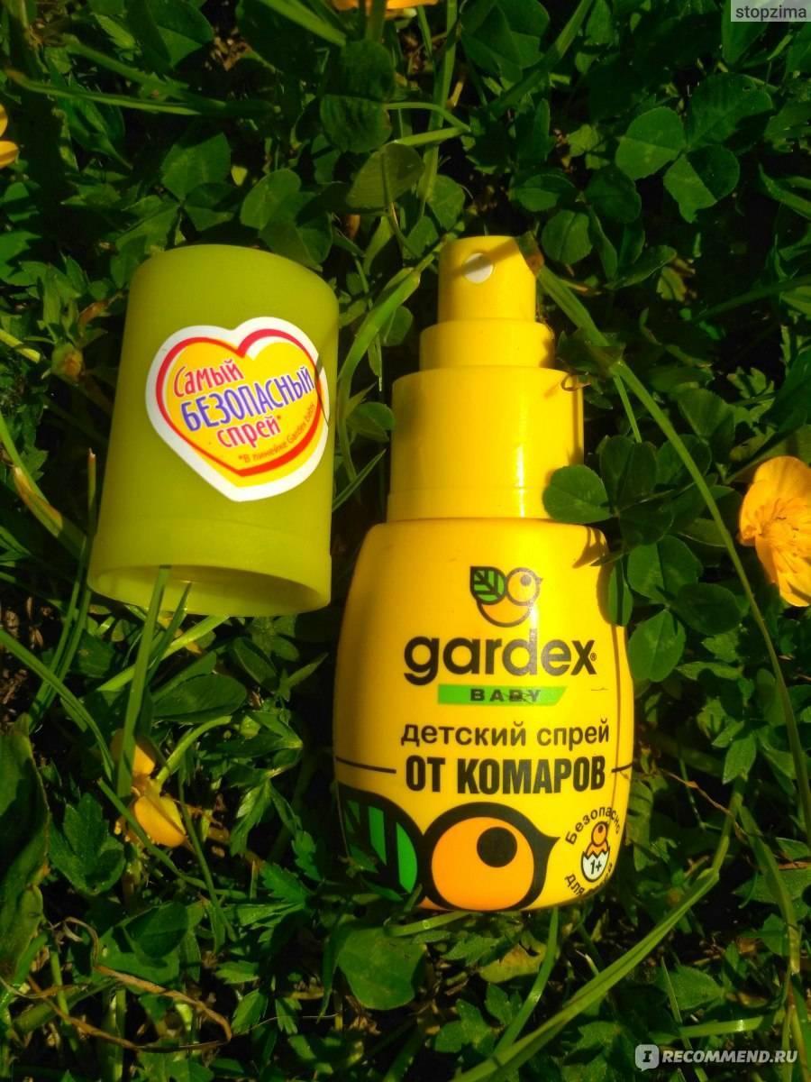Средство от насекомых gardex (гардекс) отзывы. обзор линий средств gardex от комаров