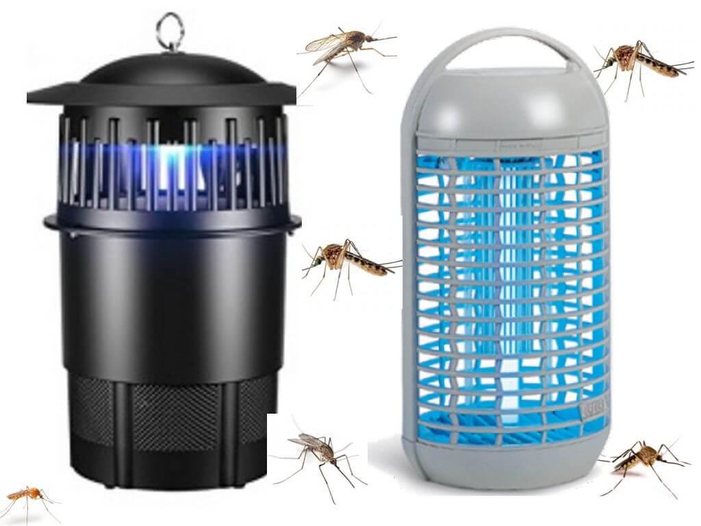 Ловушки для комаров электрические, какую купить электро ловушку от комаров