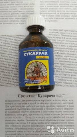 Кукарача - средство от тараканов, как использовать, насколько эффективно