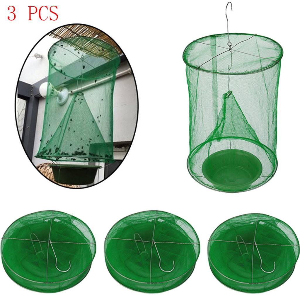 Ловушка для комаров из пластиковой бутылки своими руками