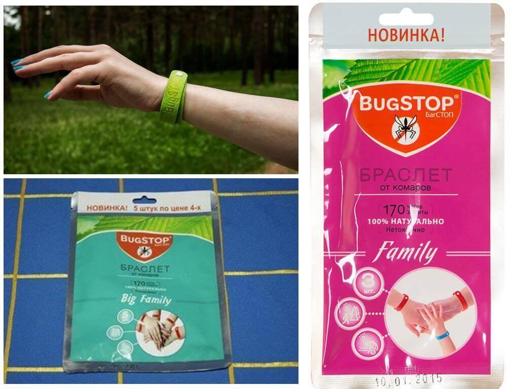 Браслет от комаров для детей и взрослых: обзор и отзывы