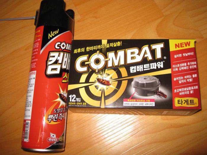 Комбат эффективное средство от тараканов или ловушка маркетологов