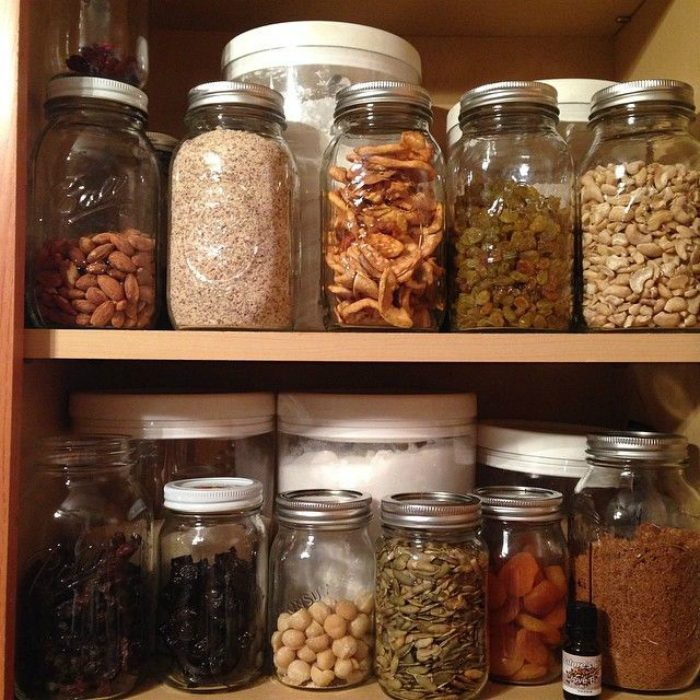 Как хранить сухофрукты в домашних условиях: правила