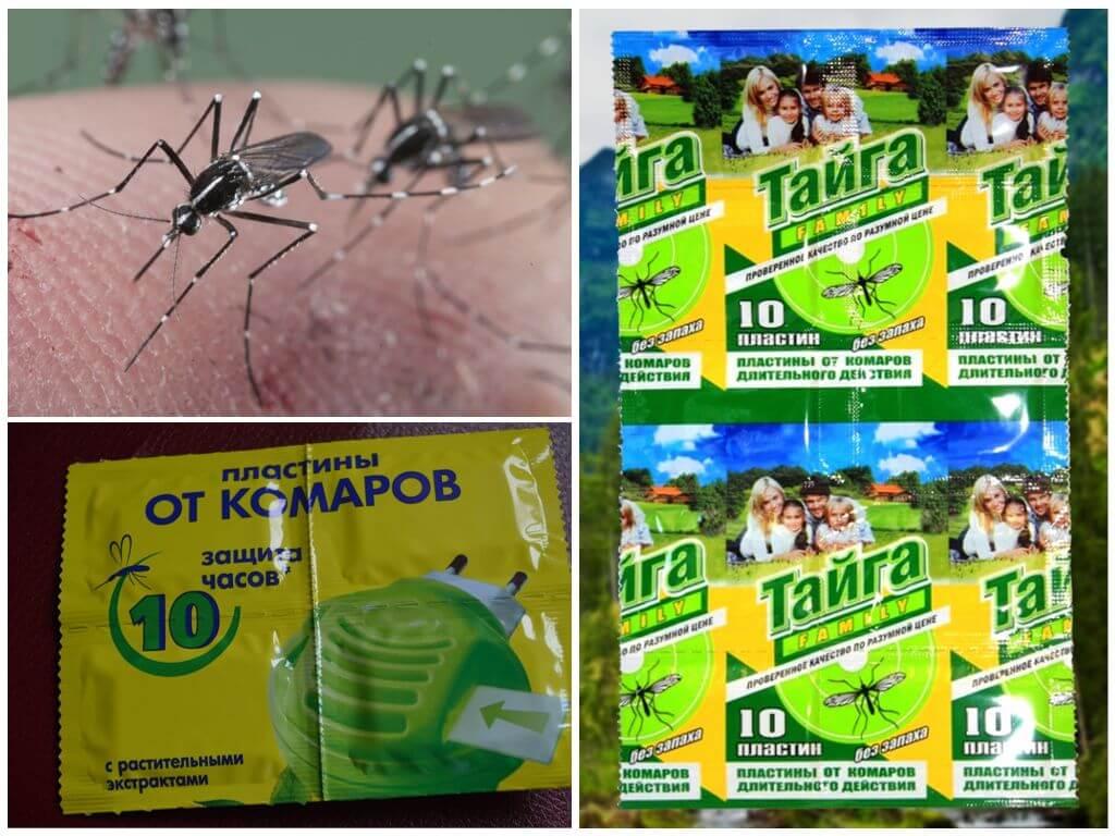 Пластины от комаров: как ими пользоваться?