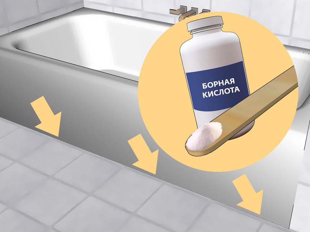 Как избавиться от чешуйницы в квартире