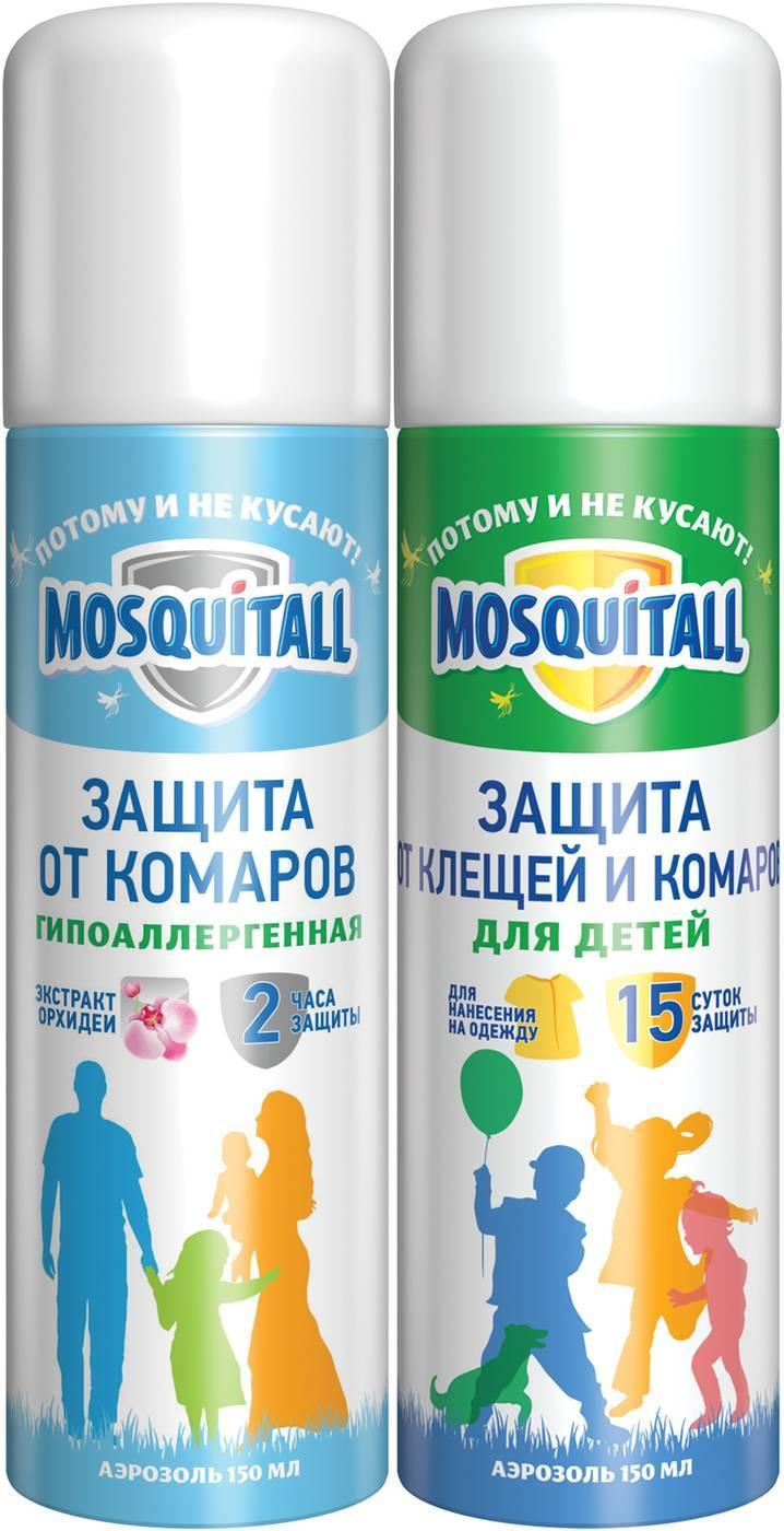Спрей от комаров – критерии выбора и обзор популярных средств