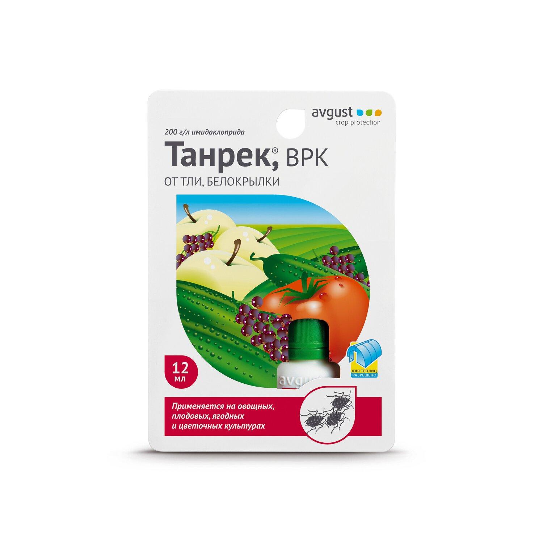 Инсектицид танрек: инструкциея по применению от колорадского жука