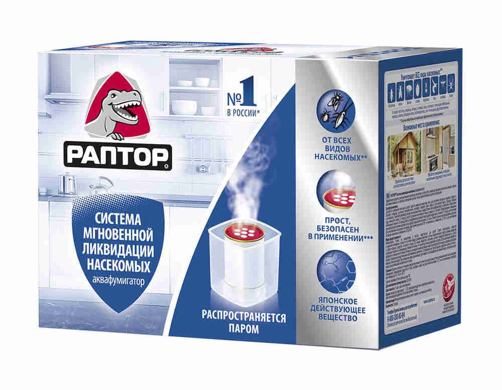Раптор от блох в квартире: помогает ли фумигатор и пластины (жидкость)