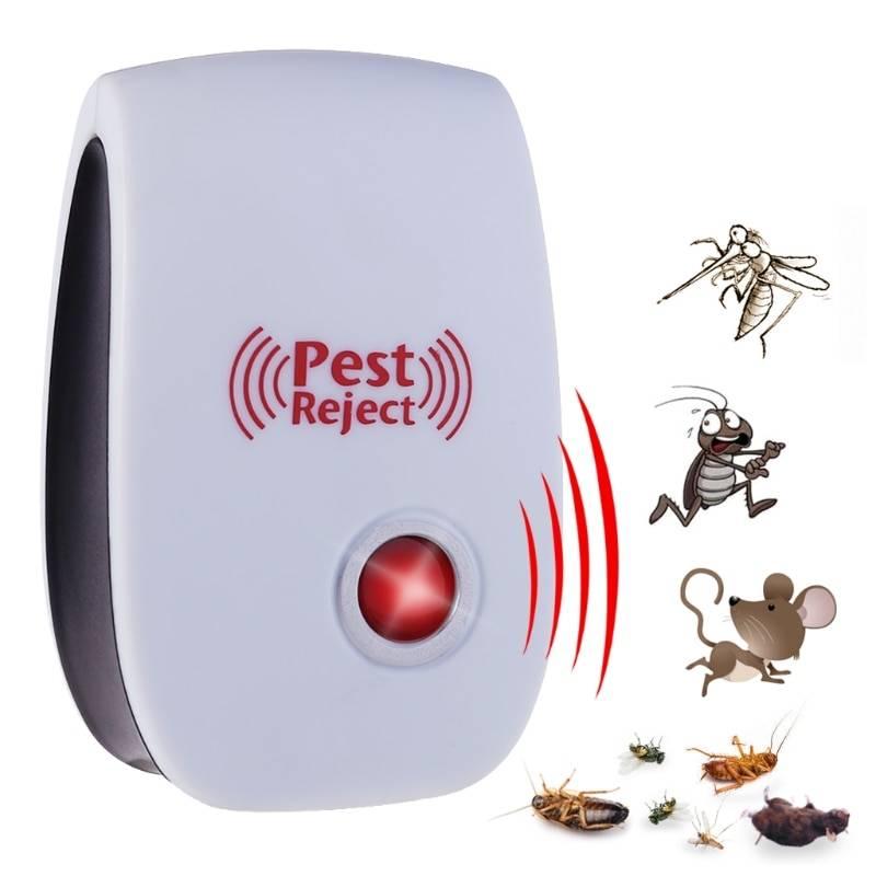Какой ультразвуковой отпугиватель комаров лучше?