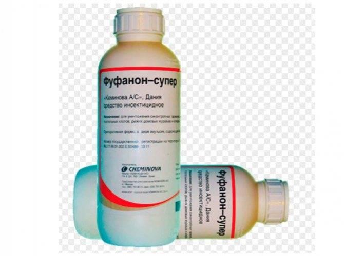 Фуфанон нова – как средство от клопов: состав, преимущества и недостатки препарат купить в москве и спб