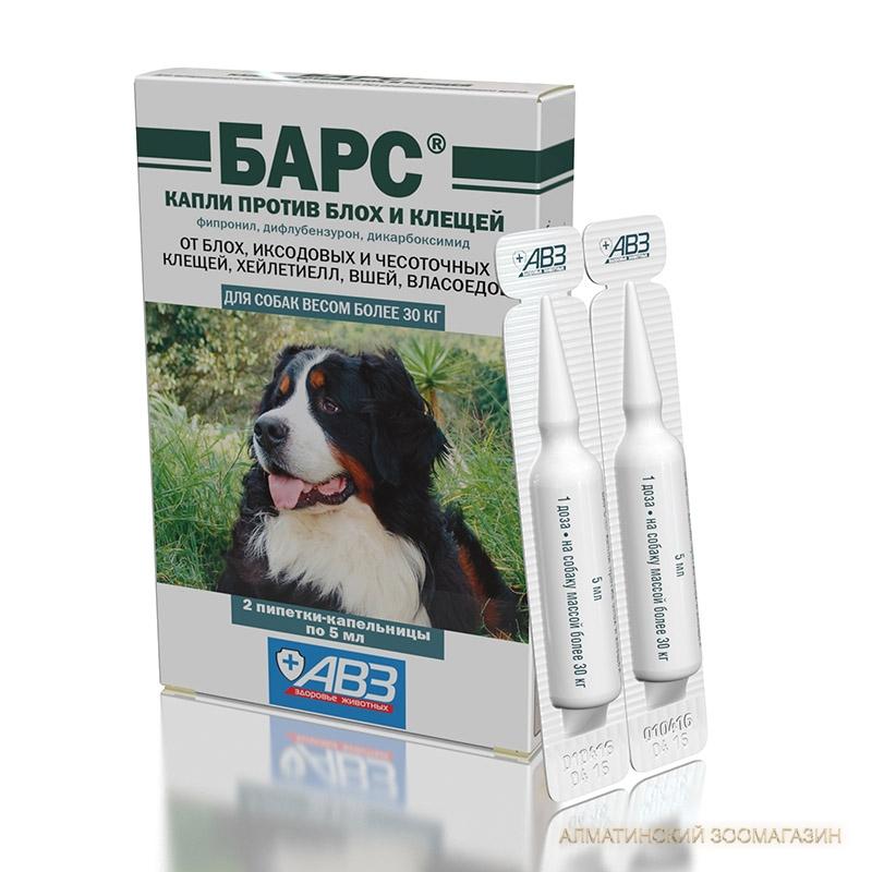 Капли для собак от блох и клещей: популярные средства, состав, дозировка, противопоказания