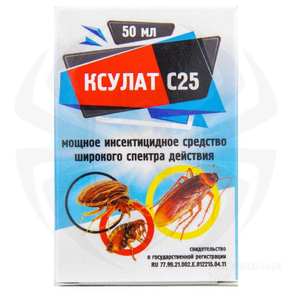 Микрокапсулированное средство от тараканов