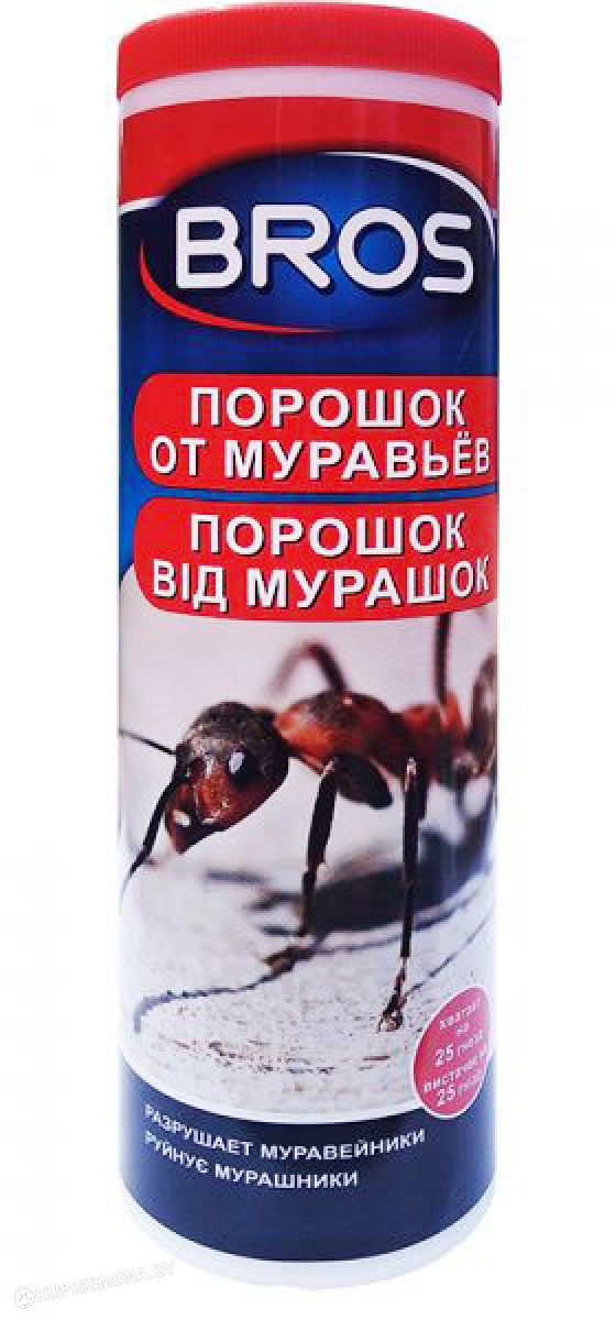 Bros (брос) аэрозоль от муравьев, 150 мл