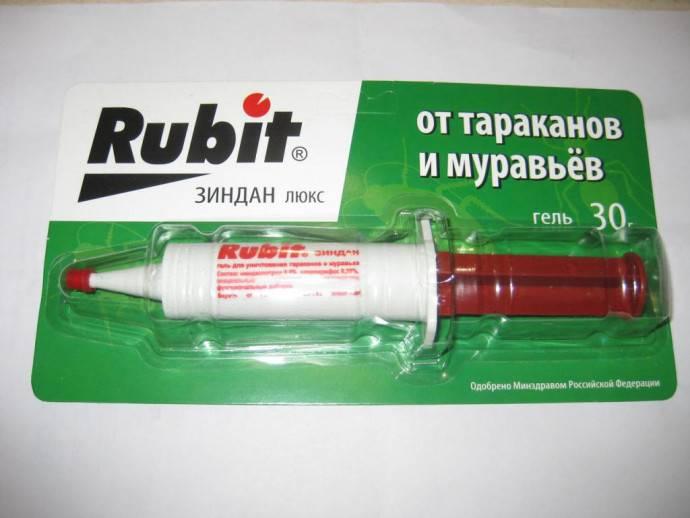 Рубит от муравьев - эффективное средство от насекомых