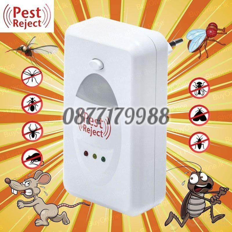 Pest reject: ультразвуковой отпугиватель насекомых и грызунов, описание и инструкция по использованию