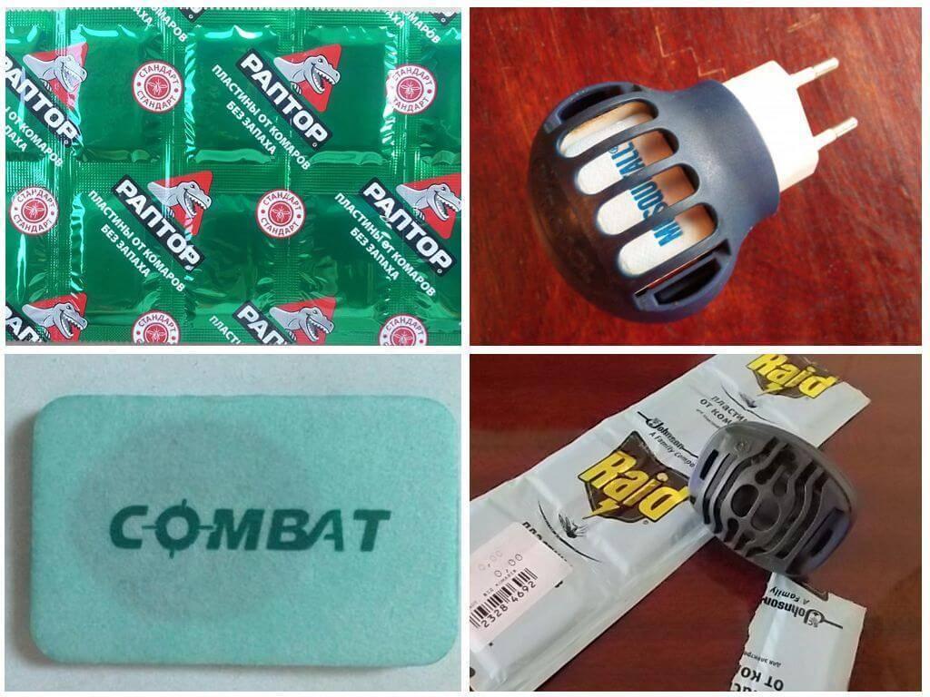 Таблетки от комаров - вред для человека и принцип действия