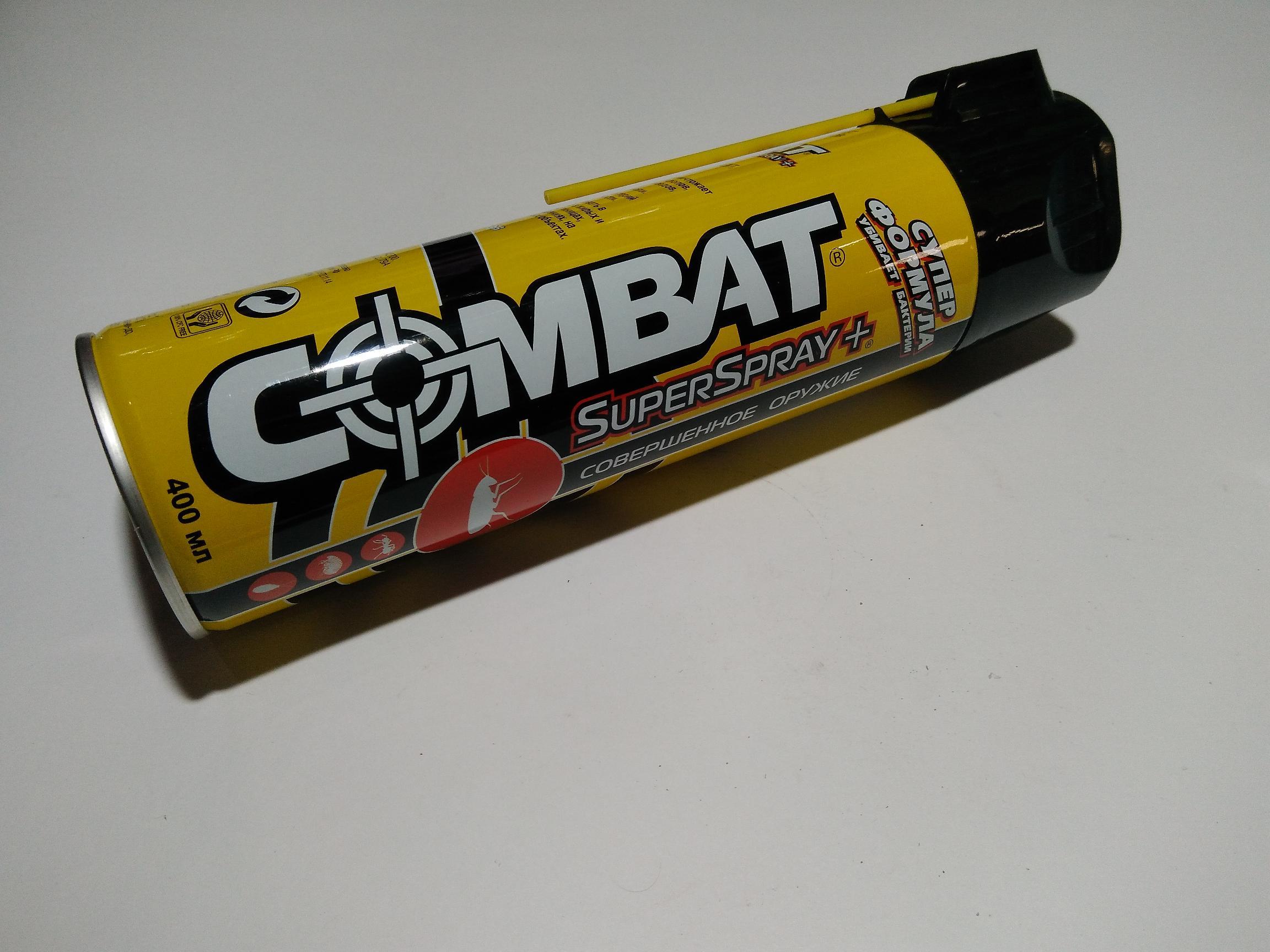 Комбат от тараканов (спрей, гель, аэрозоль): как выбрать подходящее средство, принцип действия, отзывы