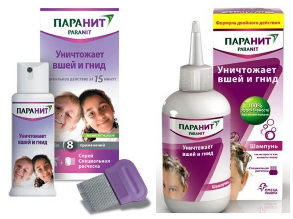 Самые эффективные средства от вшей и гнид для детей и взрослых