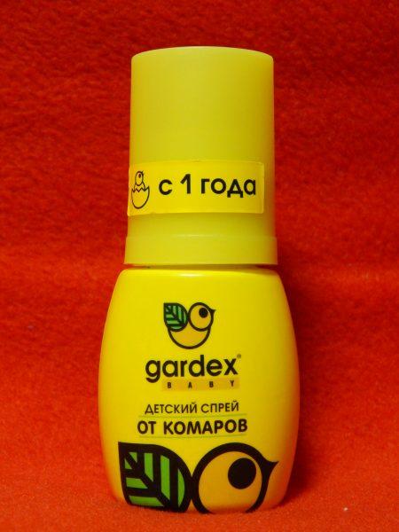 Gardex (гардекс) naturin супер сила защита от комаров, клещей и мошки, 150 мл