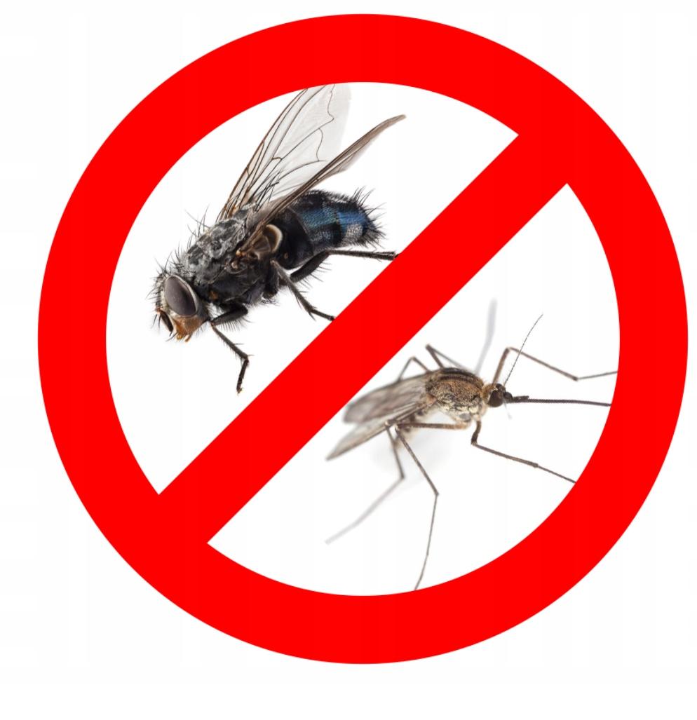 Много комаров в комнате