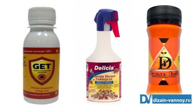 25 лучших средств для борьбы с мокрицами в квартире и доме, как избавиться