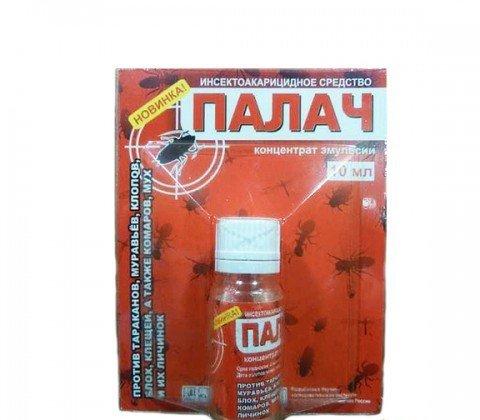 Средство палач от клопов: отзывы, инструкция по применению, цена и где купить или заказать / как избавится от насекомых в квартире