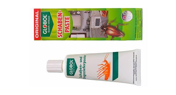 Средство глобал от тараканов: гель, паста, отзывы и цена