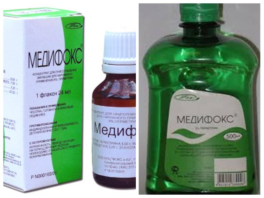 Медифокс концентрат 5%, медифокс-супер 20%, медифокс гель – инструкция по применению (как применять средство для выведения вшей, для лечения чесотки и т.д.), аналоги, отзывы, цена, где купить препарат