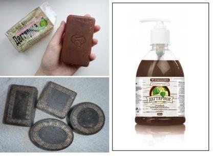 Дегтярное мыло от вшей и гнид: помогает ли, отзывы о применении