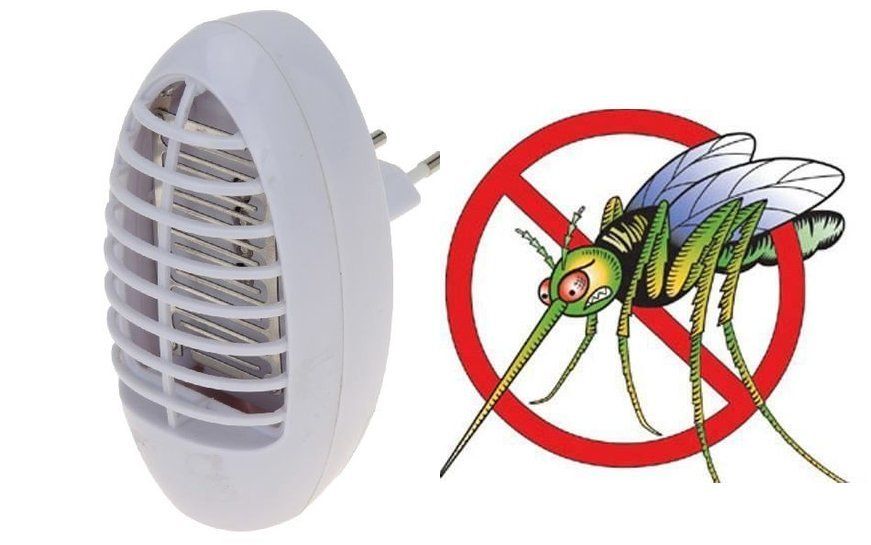 8 хороших средств от комаров: в помещении, на улице
