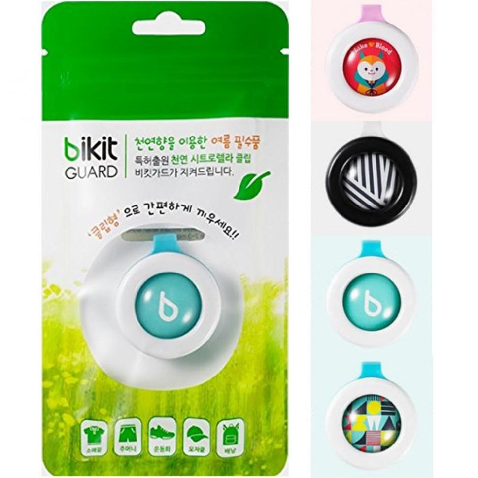 Кнопка bikit guard от комаров - отзывы и описание