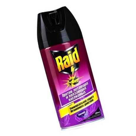 Препараты рейд от тараканов: достоинства и недостатки