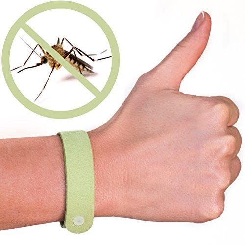 Браслеты от комаров для детей и взрослых