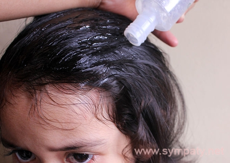 Как вывести вшей ребенка: с длинными волосами, за 1 день, в домашних условиях
