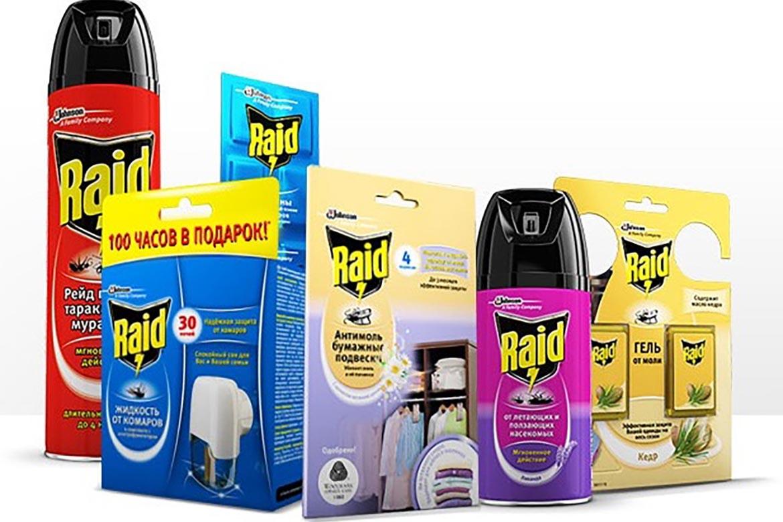 Средство «raid» от тараканов: инструкция + отзывы