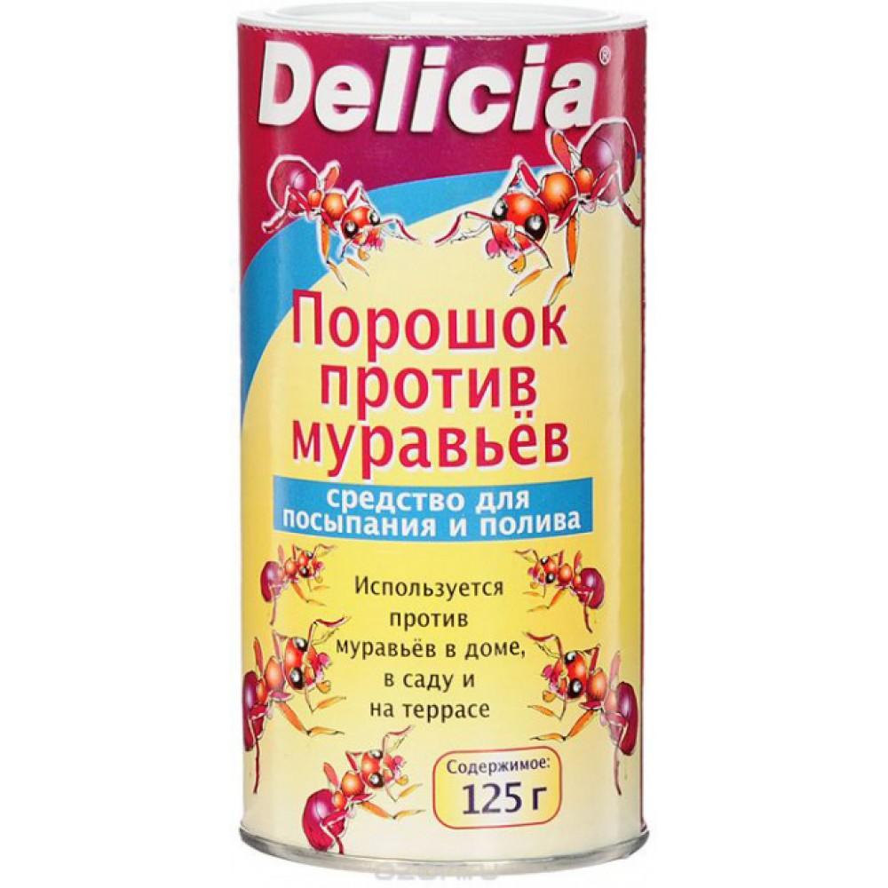 Купить delicia (делиция), 500 г порошок от муравьев