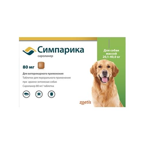 Симпарика для собак