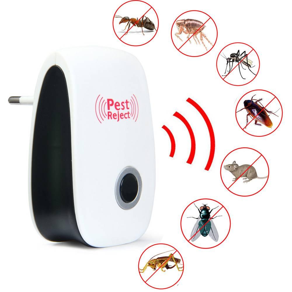 Средство pest reject от тараканов - отзывы и описание