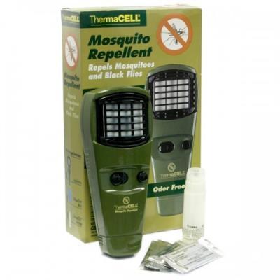 Отпугиватель комаров thermacell mr-300 repeller olive