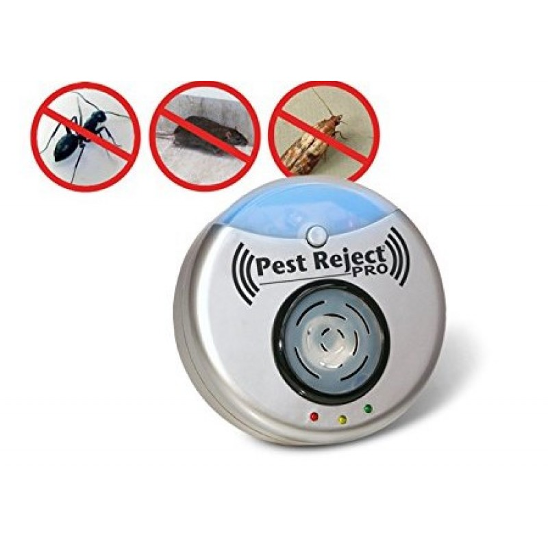 Pest reject (пест реджект) от клопов - помогает ли он?