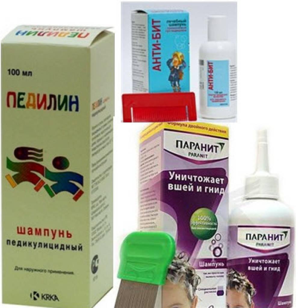 Педикулез - лечение в домашних условиях у ребенка или взрослого