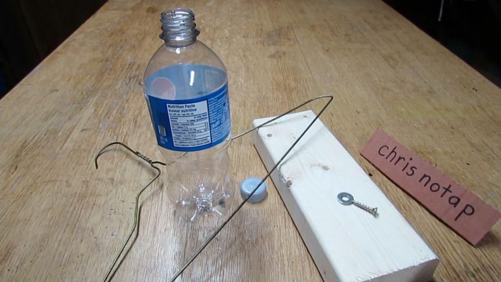 Описание и изготовление мышеловок своими руками