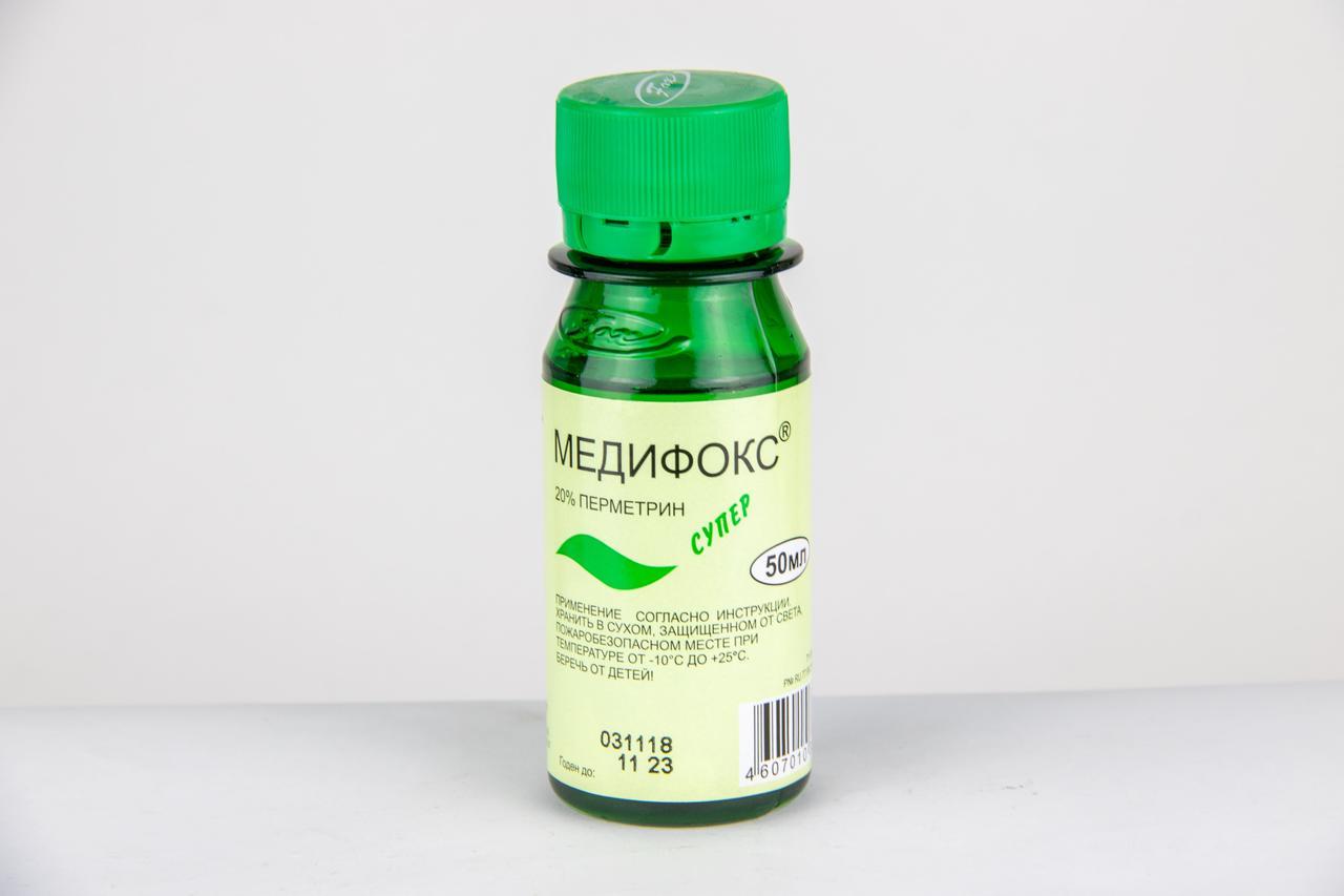 Медифокс - описание и форма выпуска препарата, способ использования и противопоказания