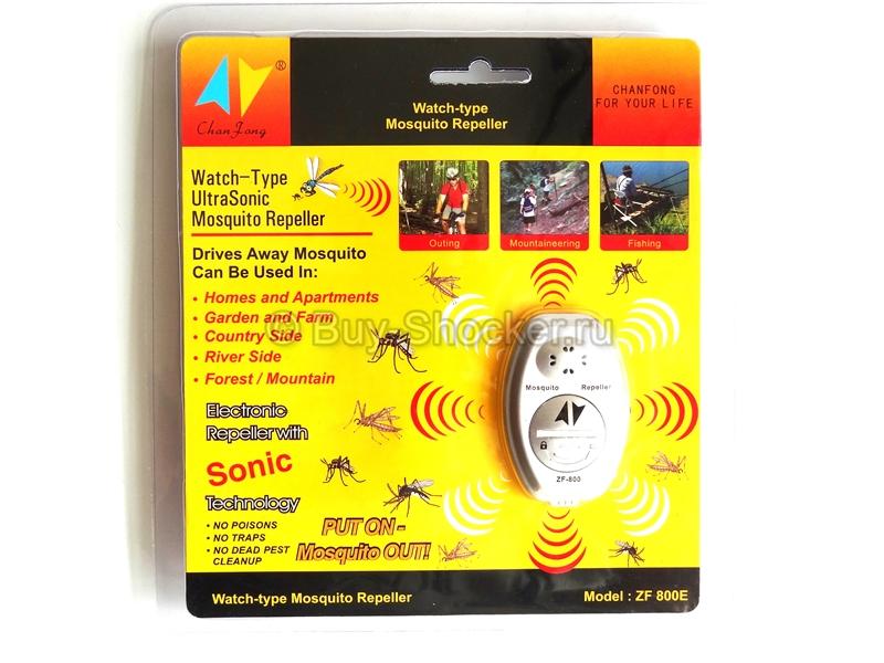 Прибор для отпугивания комаров: покупной и своими руками