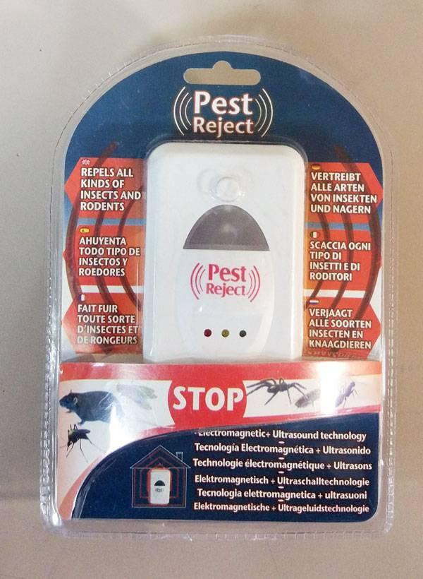 Вся правда об отпугивателе насекомых и грызунов pest reject. отпугиватель насекомых и грызунов pest reject