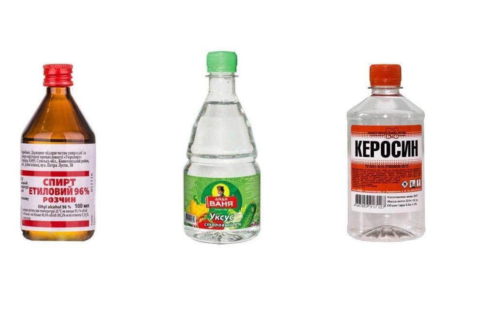 Перекись водорода против вшей и гнид: рецепт применения