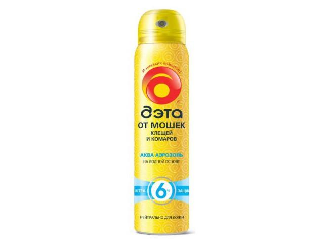 """Аэрозоль """"дэта"""" от клещей и комаров: подробное описание средства, какое оказывает действие на паразитов, отзывы потребителей"""
