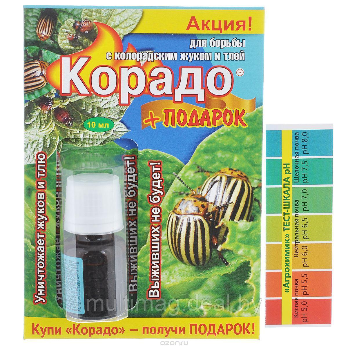 Инсектицид «калаш» от колорадского жука: применение, отзывы