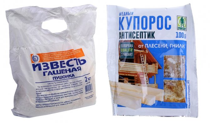 Плесень на стенах квартиры и медный купорос как эффективное противогрибковое средство